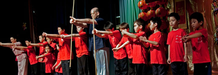 Natural Elements Tai Chi, Kung Fu and Qi Gong - News Header Photo
