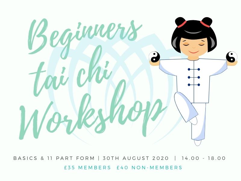 Natural Elements Beginner Tai Chi Workshop
