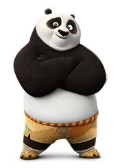 Kung Fu Panda 3 Po